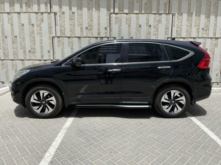 Honda CR-V-LEFT SIDE VIEW