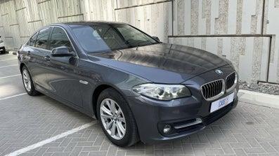 2016 BMW 5 Series 520i