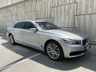 2017 BMW 7 Series 740Li