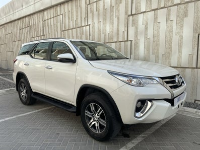 2020 Toyota Fortuner EXR