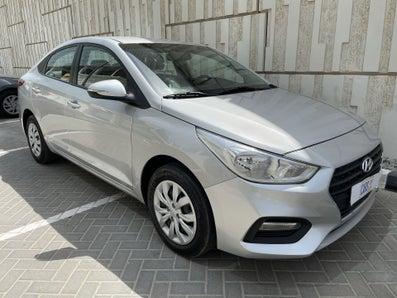 2018 Hyundai Accent 1.6 GL