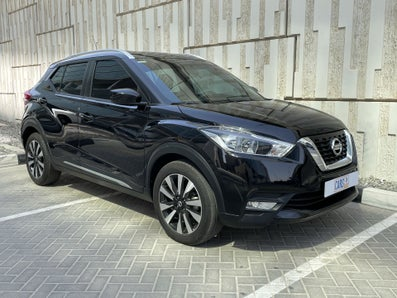 2020 Nissan Kicks SV + NAVIGATION
