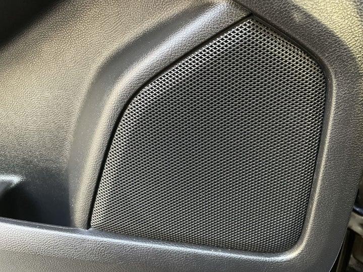 Ford Edge-SPEAKERS