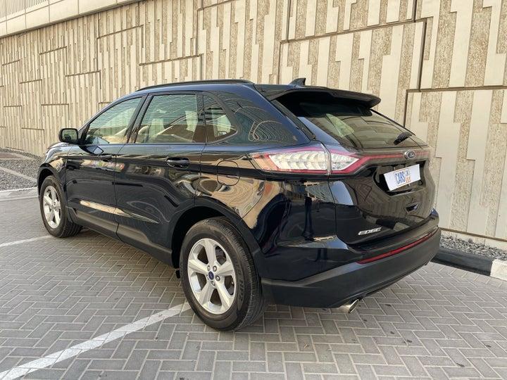 Ford Edge-LEFT BACK DIAGONAL (45-DEGREE) VIEW