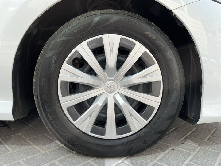 Toyota Camry-RIGHT FRONT WHEEL
