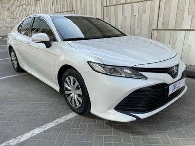 2019 Toyota Camry S