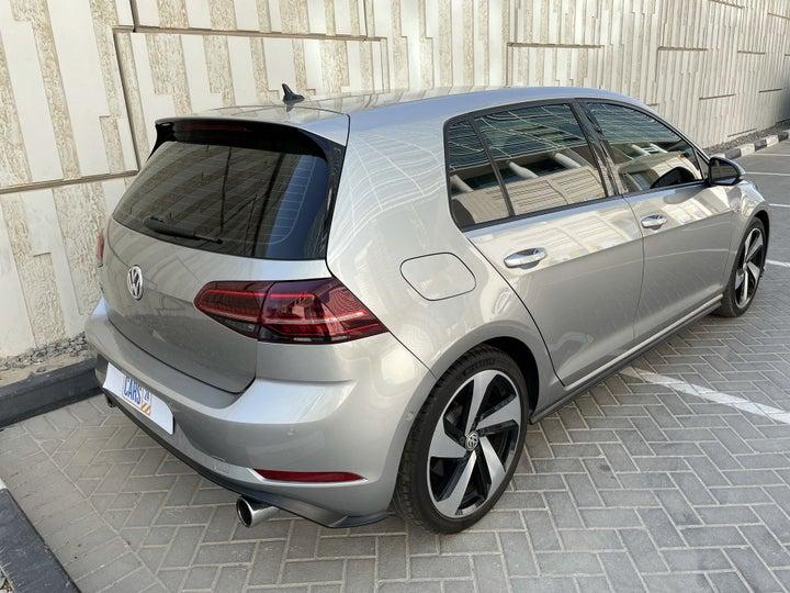 Volkswagen Golf GTI-RIGHT BACK DIAGONAL (45-DEGREE VIEW)