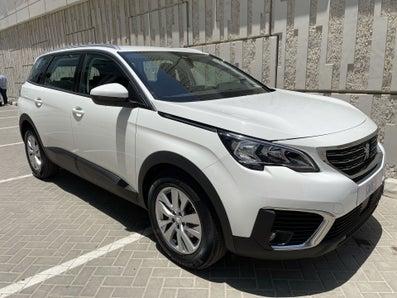 2021 Peugeot 5008 Active