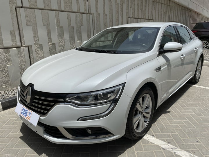 Renault Talisman-LEFT FRONT DIAGONAL (45-DEGREE) VIEW