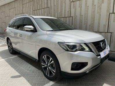 2018 Nissan Pathfinder 3.5