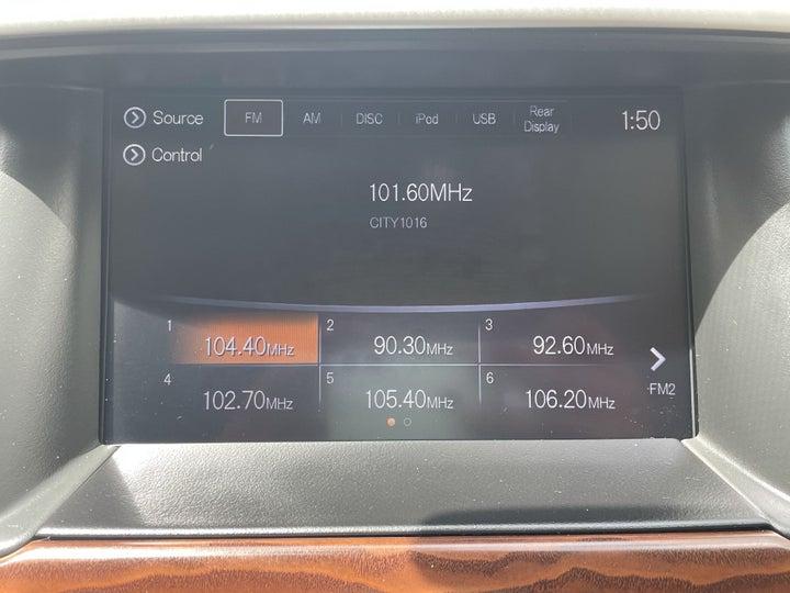 Nissan Pathfinder-INFOTAINMENT SYSTEM