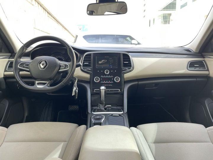 Renault Talisman-DASHBOARD VIEW