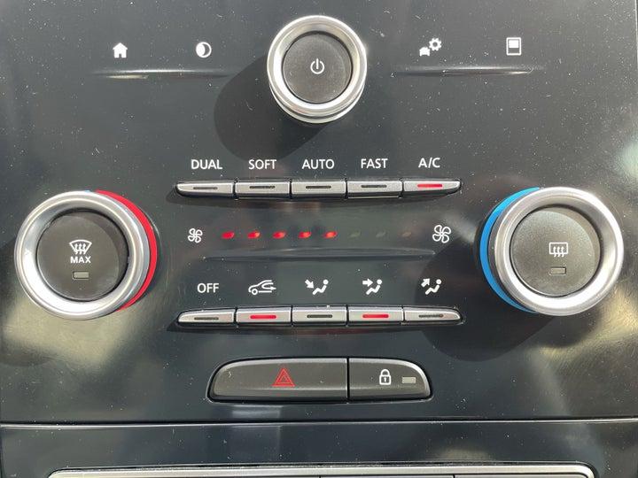 Renault Talisman-AUTOMATIC CLIMATE CONTROL