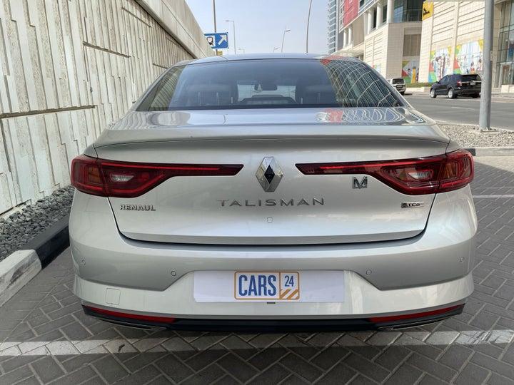Renault Talisman-BACK / REAR VIEW