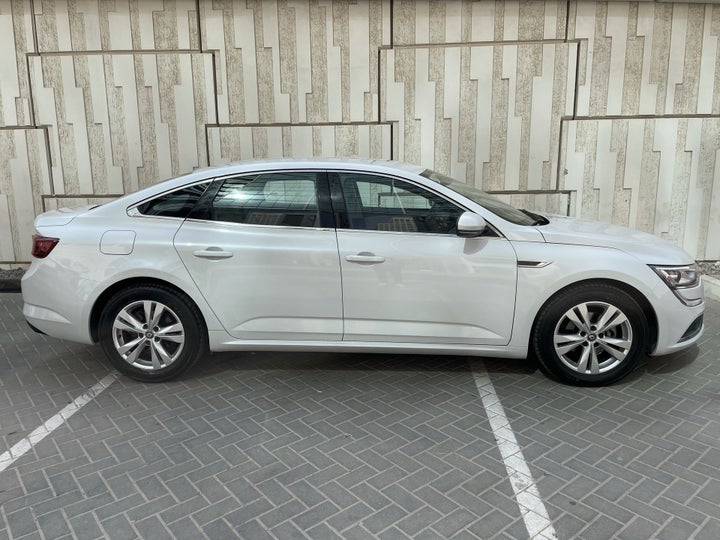 Renault Talisman-RIGHT SIDE VIEW