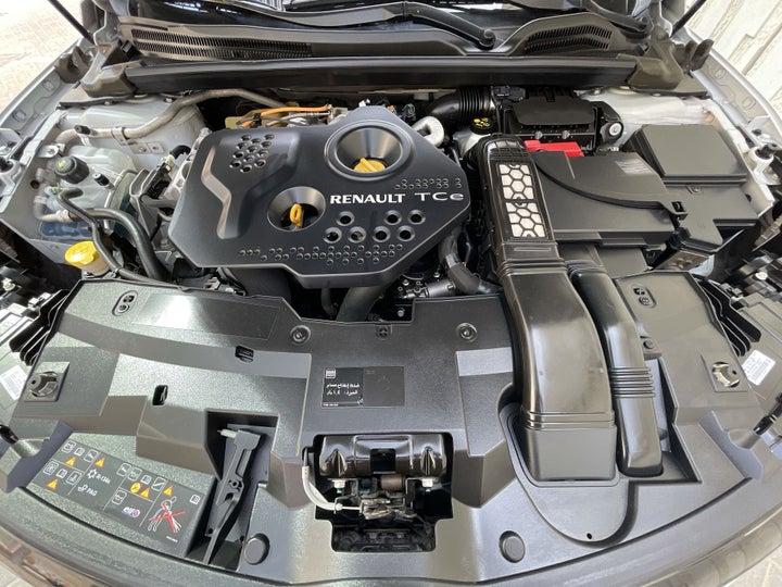 Renault Talisman-OPEN BONNET (ENGINE) VIEW