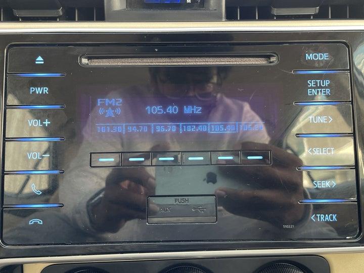 Toyota Corolla-INFOTAINMENT SYSTEM