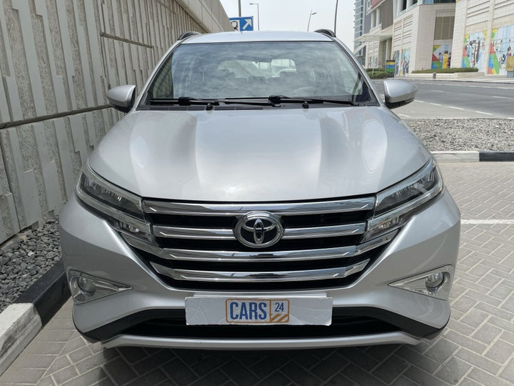 Toyota Rush-FRONT VIEW