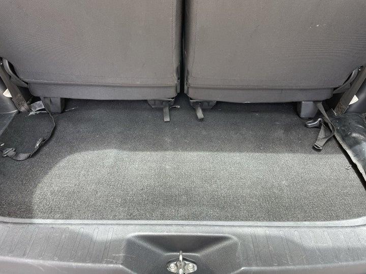 Toyota Rush-BOOT INSIDE VIEW