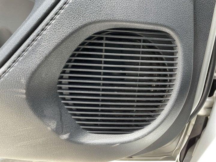 Toyota Rush-SPEAKERS