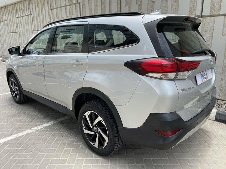 Toyota Rush-LEFT BACK DIAGONAL (45-DEGREE) VIEW