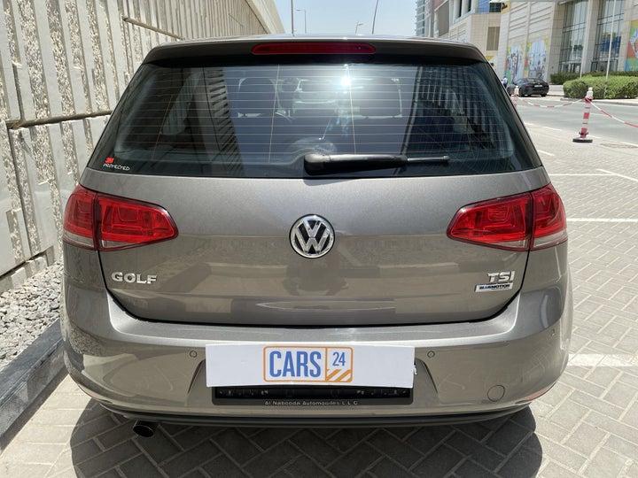 Volkswagen Golf-BACK / REAR VIEW