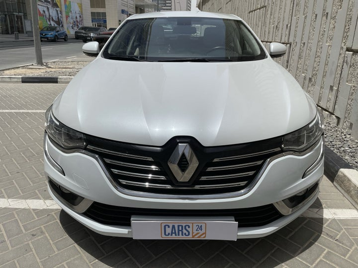 Renault Talisman-FRONT VIEW