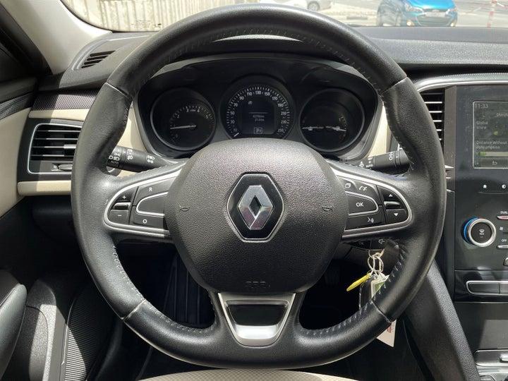 Renault Talisman-STEERING WHEEL CLOSE-UP