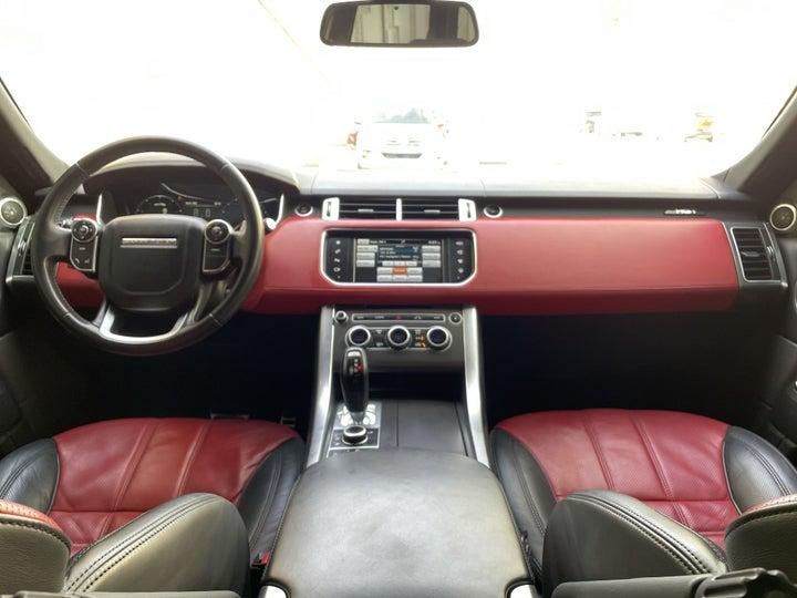Landrover Range Rover Sport-DASHBOARD VIEW