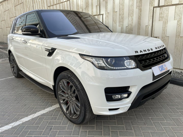 Landrover Range Rover Sport-RIGHT FRONT DIAGONAL (45-DEGREE) VIEW