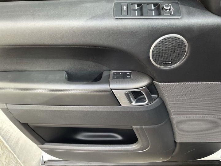 Landrover Range Rover Sport-DRIVER SIDE DOOR PANEL CONTROLS