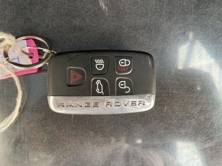Landrover Range Rover Sport-KEY CLOSE-UP