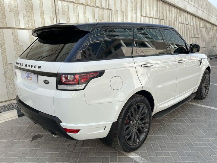 Landrover Range Rover Sport-RIGHT BACK DIAGONAL (45-DEGREE VIEW)