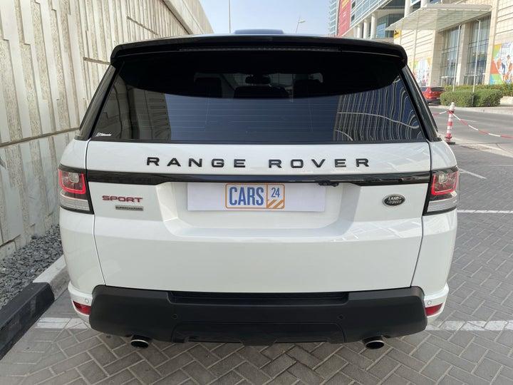 Landrover Range Rover Sport-BACK / REAR VIEW