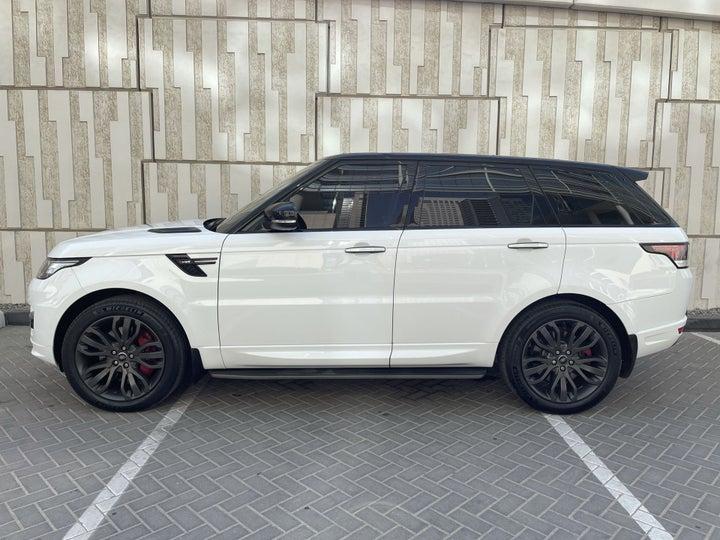 Landrover Range Rover Sport-LEFT SIDE VIEW
