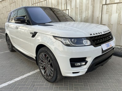 2016 Land Rover Range Rover Sport HST supercharged
