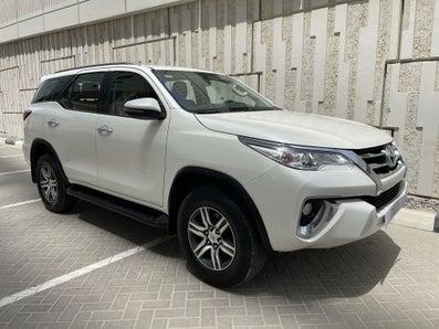 2018 Toyota Fortuner EXR 2.7 L