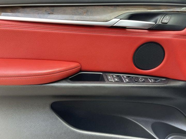 BMW X6-DRIVER SIDE DOOR PANEL CONTROLS
