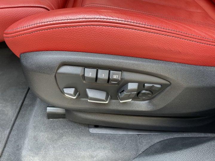 BMW X6-DRIVER SIDE ADJUSTMENT PANEL