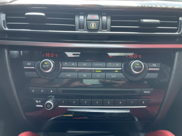 BMW X6-AUTOMATIC CLIMATE CONTROL