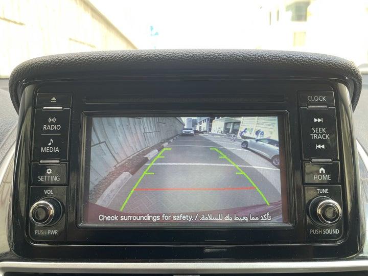 Mitsubishi Eclipse Cross-PARKING CAMERA
