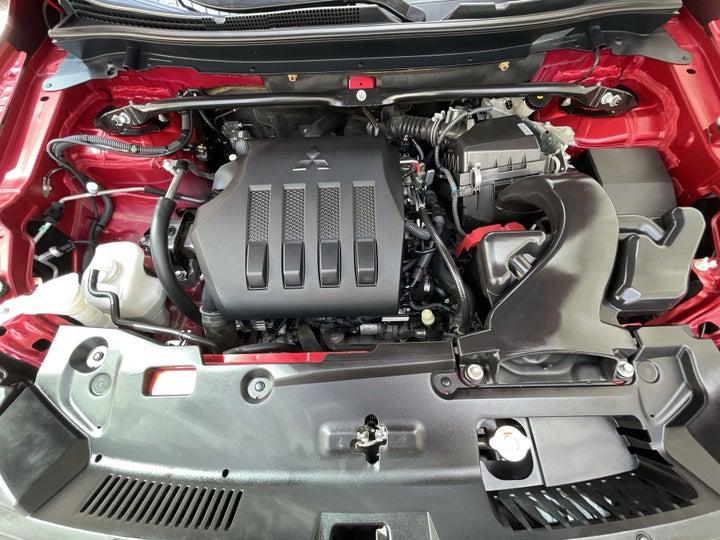 Mitsubishi Eclipse Cross-OPEN BONNET (ENGINE) VIEW