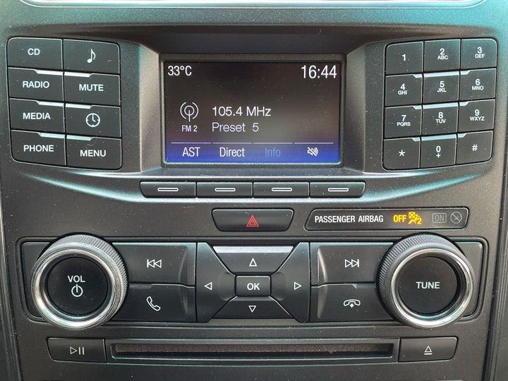 Ford Explorer-INFOTAINMENT SYSTEM