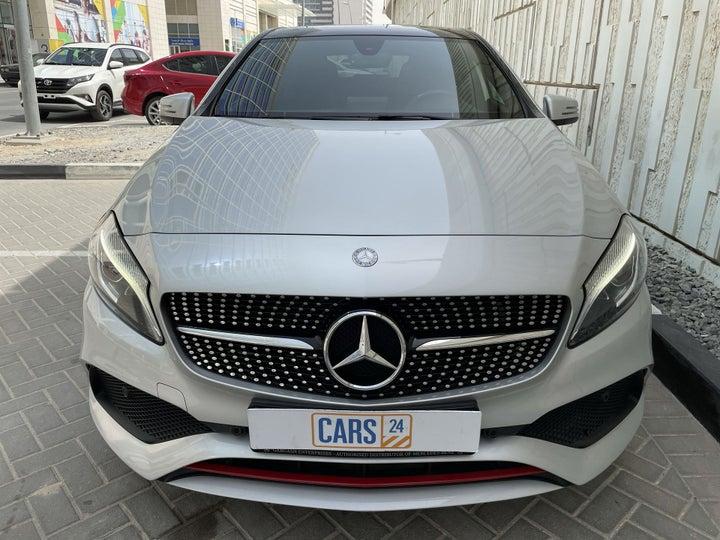 Mercedes Benz A Class-FRONT VIEW
