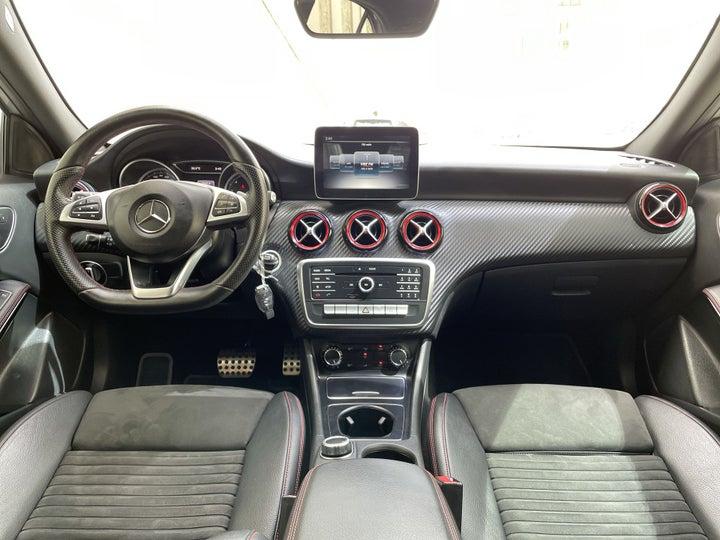 Mercedes Benz A Class-DASHBOARD VIEW