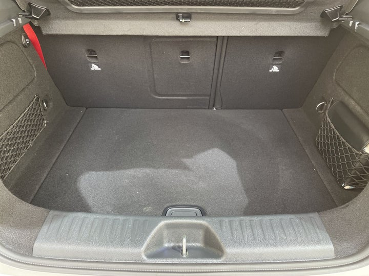 Mercedes Benz A Class-BOOT INSIDE VIEW