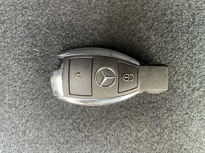 Mercedes Benz A Class-KEY CLOSE-UP
