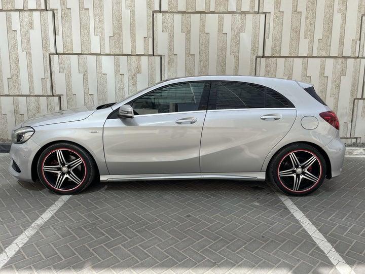 Mercedes Benz A Class-LEFT SIDE VIEW