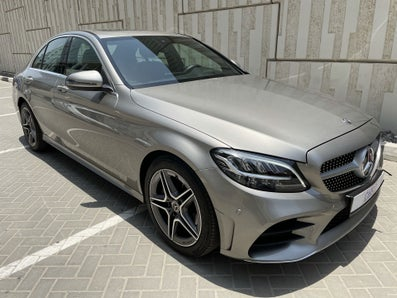 2020 Mercedes Benz C-Class C200