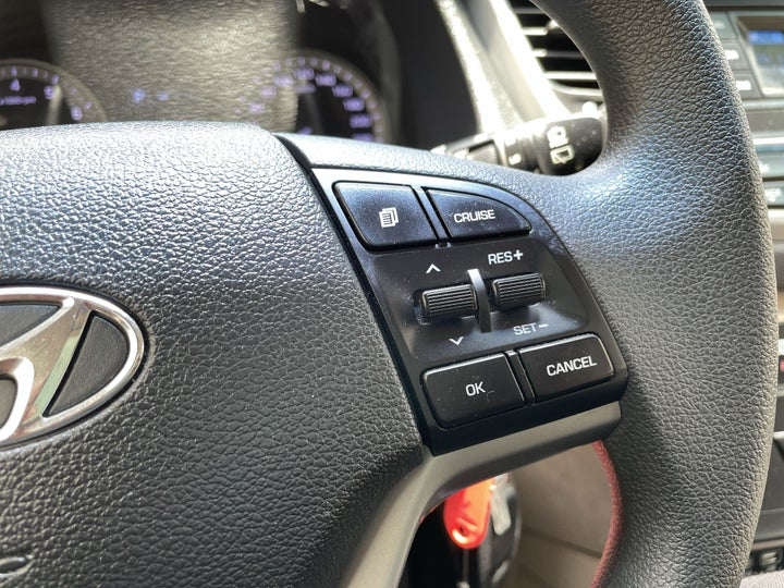Hyundai Tucson-CRUISE CONTROL